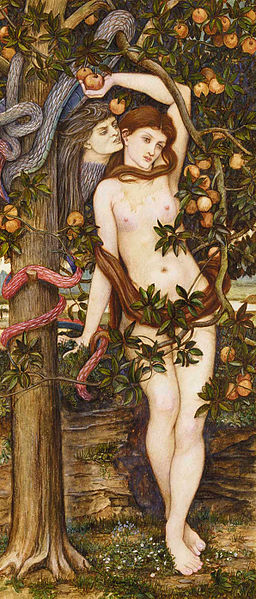 John_Roddam_Spencer_Stanhope_-_The_Temptation_of_Eve